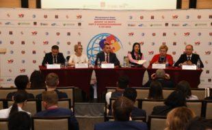 Молодые лидеры стран обсудили будущее международных отношений