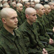 Осенний призыв: 1500 человек отправили в армию
