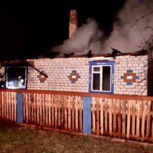 В Гомеле наградили спасателя, вынесшего из горящего дома трех человек