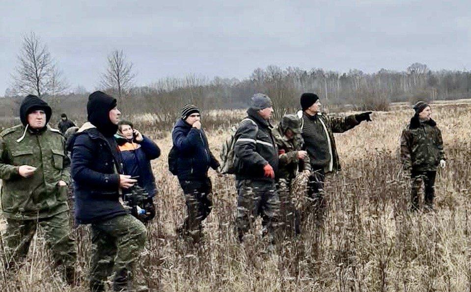 В Житковичком районе нашли пропавшего без вести пенсионера