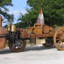 Кто изобрёл первый автомобиль