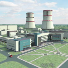 На БелАЭС началась горячая обкатка реакторной установки