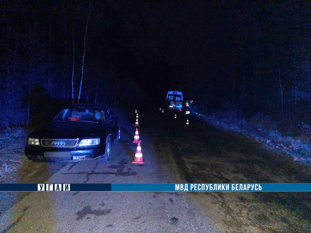 ДТП в Жлобинском районе