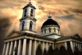 Гомельский Петропавловский собор появится на памятной монете Нацбанка