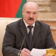 Лукашенко готов взять «чистых» российских спортсменов под белорусский флаг