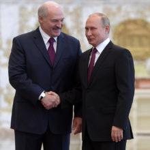 Лукашенко и Путин встретятся в Сочи 6 декабря