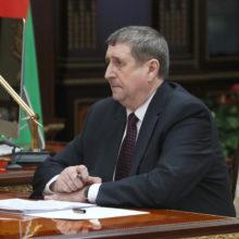 Лукашенко освободил Русого от должности помощника президента
