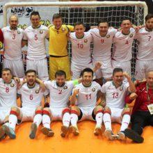 Сборная Беларуси по мини-футболу выиграла международный турнир