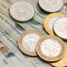 Средняя зарплата в Беларуси в ноябре составила 1113,1 рубля
