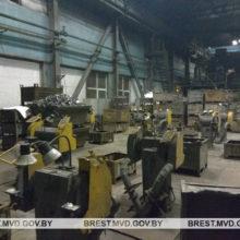 В Барановичах мужчина не хотел идти на работу и решил «заминировать» завод