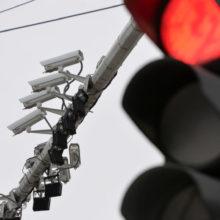 В ГАИ объяснили, кого будут ловить камеры фотофиксации
