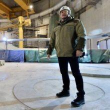 Ввод второго энергоблока БелАЭС планируется в 2021 году