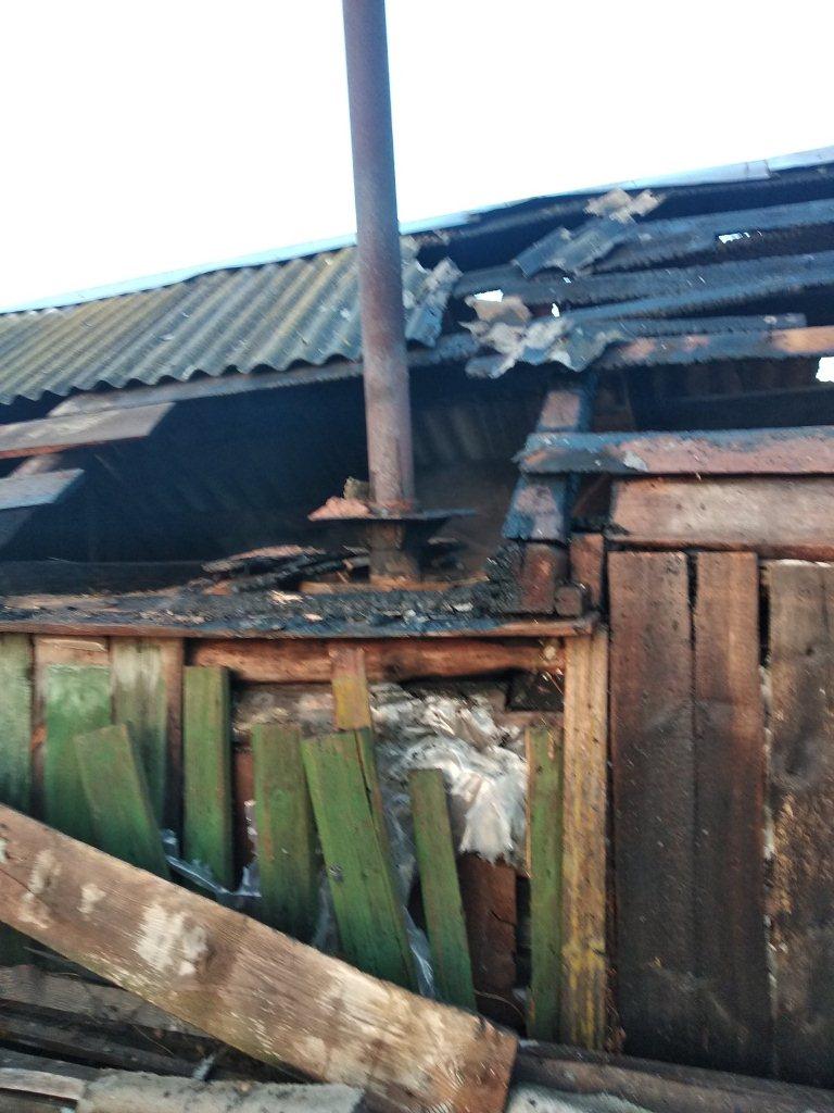пожары в Гомельской области