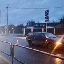 ДТП в Гомеле: девушка попала под колеса авто прямо на «зебре»