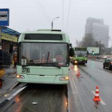 ДТП в Гомеле: подросток попал под колеса Volkswagen