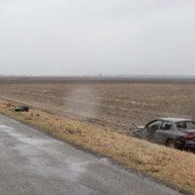 ДТП в Лоевском районе: две легковушки столкнулись лоб в лоб