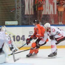«Гомель» на выезде уступил «Шахтеру» в чемпионате Беларуси по хоккею. Это седьмое поражение подряд