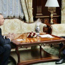 Лукашенко обсудил с главой «Роскосмоса» совместные космические проекты