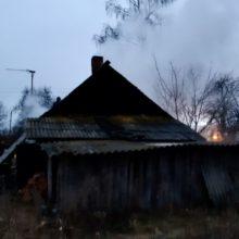 Пожар в Октябрьском районе унес жизни двух человек