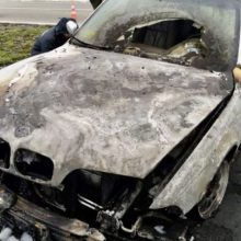 Ревность стала причиной поджога чужой машины
