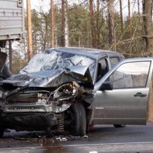 Серьезное ДТП возле Светлогорска: водитель в больнице