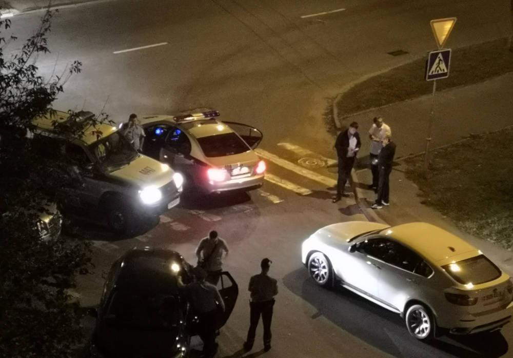 похитили владелицу BMW X6