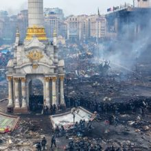 Кто начал бойню на Майдане