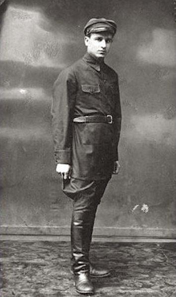 Николай Киселев вовремя войны