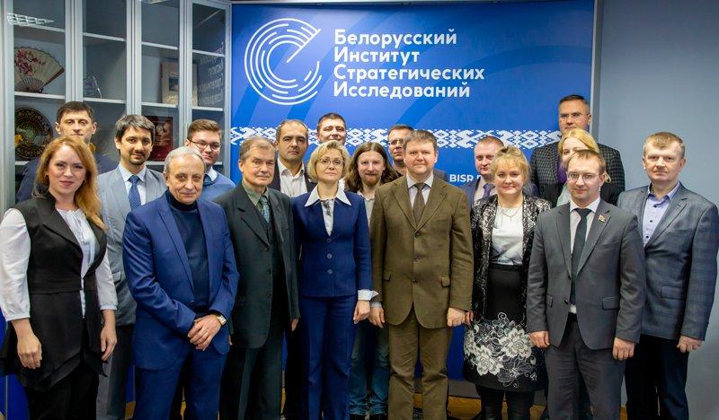 Партийное строительство в Беларуси