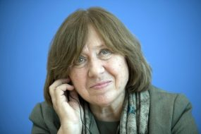Зачем Светлана Алексиевич заявила, что белорусы боялись партизан больше, чем полицаев?