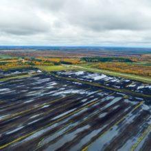 В Гомельской области стартует пилотный проект по заболачиванию выработанных торфяников