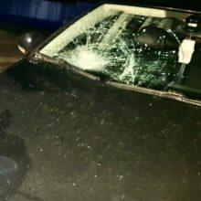 За выходные на территории области в ДТП пострадали 2 человека