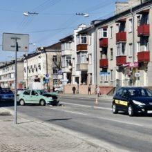 ДТП в Гомеле: на Кирова столкнулись такси и Skoda