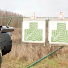 Гомельская пограничная группа предупредила о проведении стрельб в марте