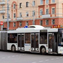 С понедельника через микрорайон Хутор автобусы будут ходить чаще