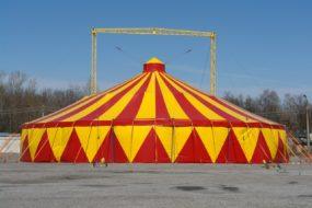 В Светлогорск приехал цирк-шапито, но билеты не продают