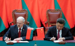 Всепогодная дружба Беларуси и Китая