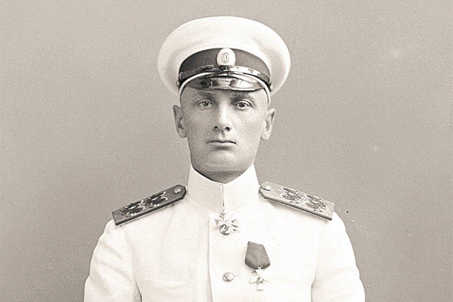 адмирал А.В. Колчак