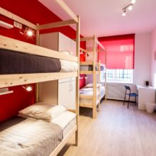 В Минске могут запретить хостелы в жилых домах