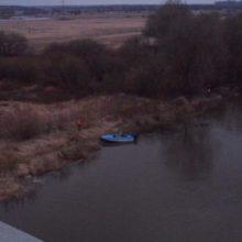 Мужчина спрыгнул с моста в Днепр под Жлобином