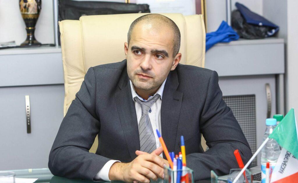 Олег Гайдукевич подал заявление о регистрации инициативной группы к выборам