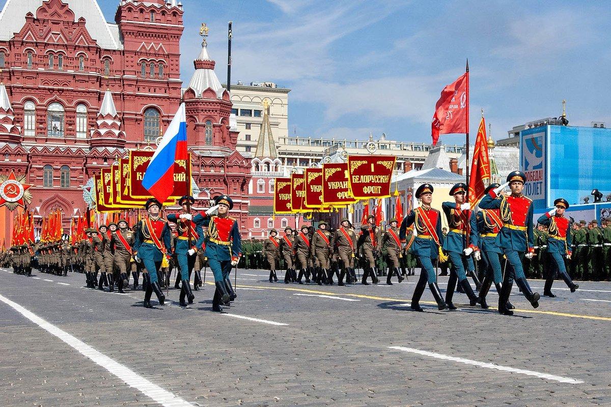 Путин назвал дату, в которую пройдет Парад Победы