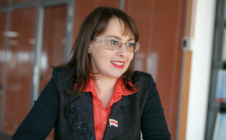 Анна Канопацкая
