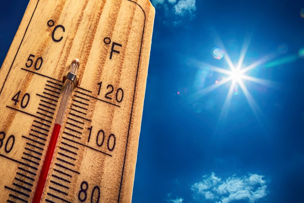 11 мая в Беларуси будет жаркая летняя погода