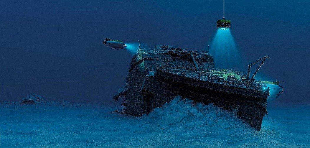 С «Титаника» поднимут ценные артефакты уже этим летом