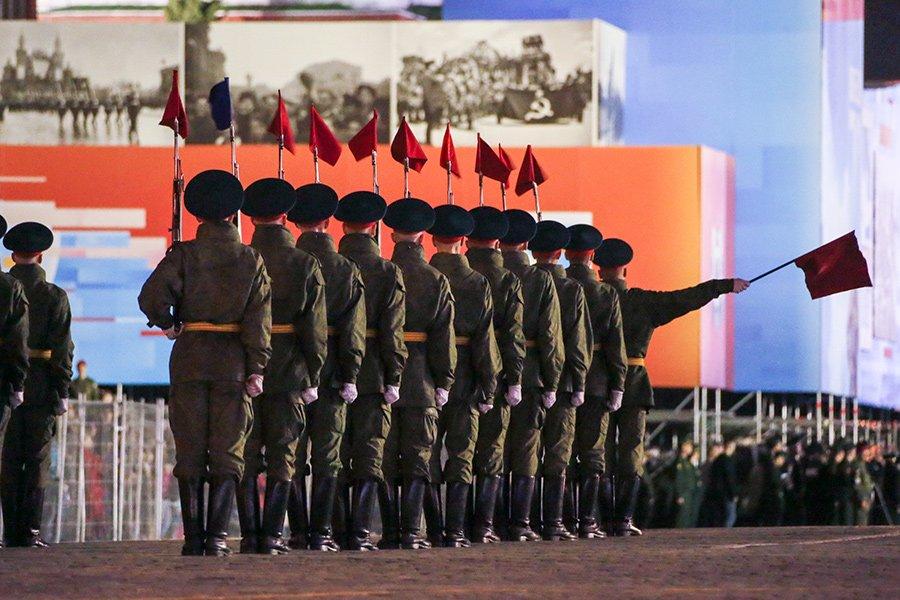 Военные из 12 стран уже прибыли в Москву для участия в Параде Победы