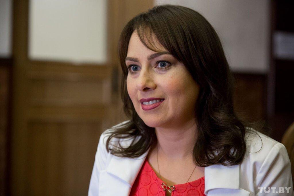 Претендент в кандидаты в президенты Анна Канопацкая сделала важное заявление