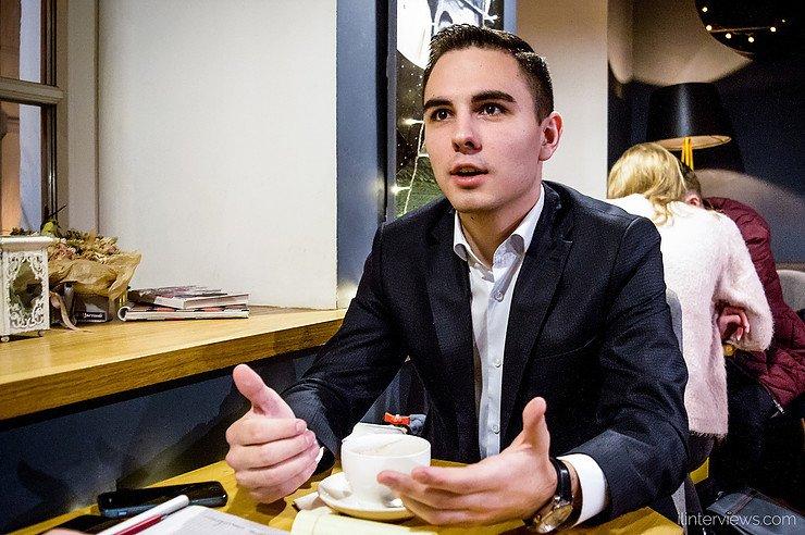 Егор Макаревич: «Не представляю Бабарику или какого-либо Черечня на переговорах с Путиным»