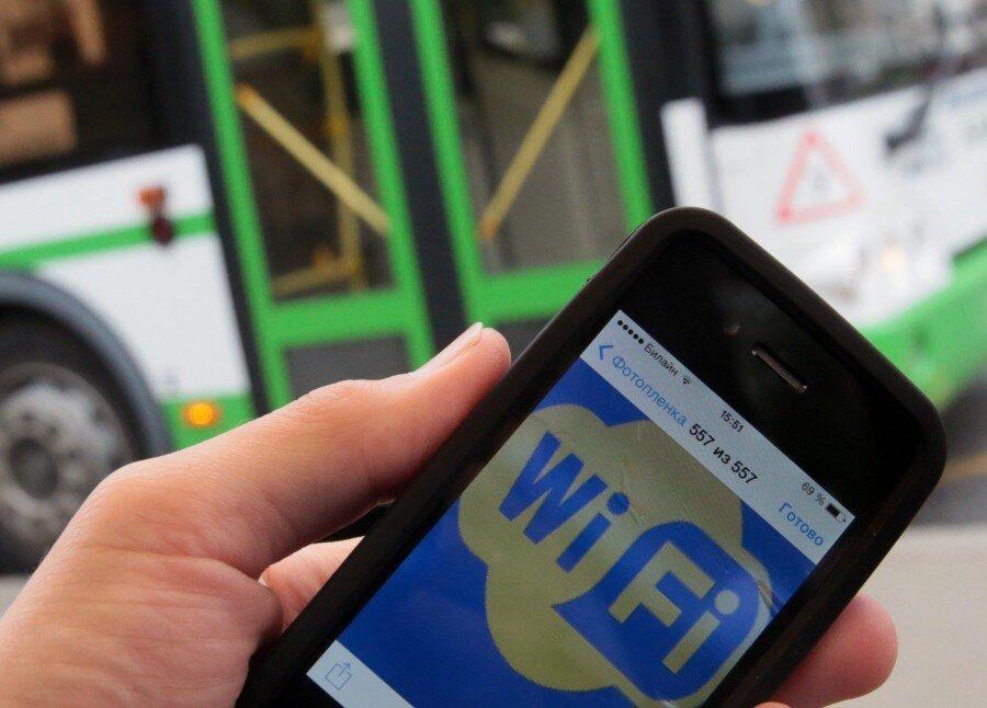 Wi-fi появится в минских трамваях