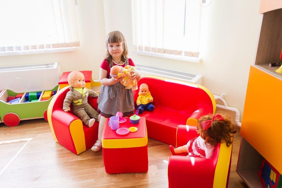 Прием в детские сады сокращен по причине неблагоприятной эпидситуации
